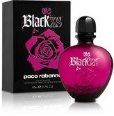 Paco Rabanne Black xs for Women Eau De toilette Spray, 2.7-Ounce