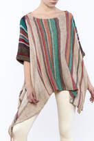 Free People Freesia Stripe Pullover