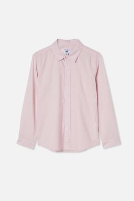 Cotton On Free Boys Harper Ls Shirt