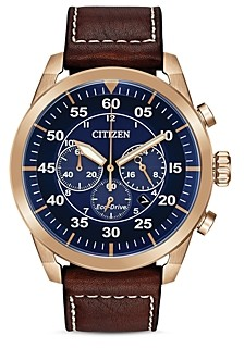 Citizen Avion Eco-Drive Chronograph, 48mm