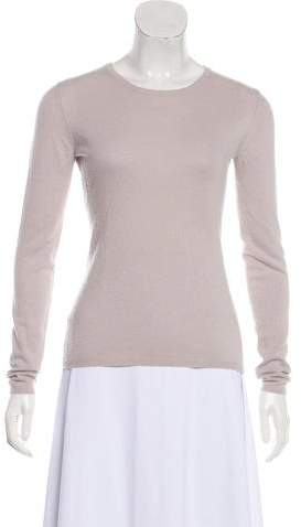 Cashmere Knit Top