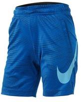 Nike Boy's Drifit Allover Print Shorts