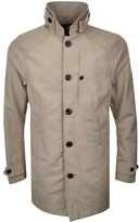 G Star Raw Garber Trench Coat Beige