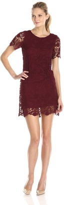 KUT from the Kloth Women's Katherine Crochet Dress