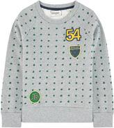 Jean Bourget Printed sweatshirt
