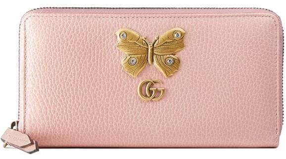 32d83b0e1184 Gucci Pink Wallets For Women - ShopStyle Canada
