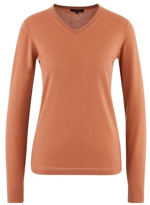 Loro Piana Piuma long-sleeved cashmere pullover