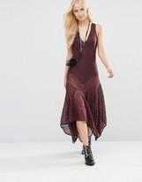 Free People Lila Slip Dress