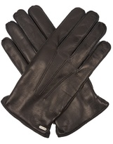 Dolce & Gabbana Cashmere-lined Leather Gloves