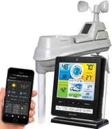Acu-Rite AcuRite 02032 Pro Weather Station with PC Connect, 5-in-1 Weather Sensor and My AcuRite Remote Monitoring App