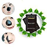 Creazy 1PC lackhead Remover Black Mud Deep Cleansing Purifying Peel Acne Face Mask