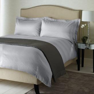 John Lewis & Partners Boutique Hotel Geo Jacquard Cotton Bedding