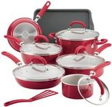 Rachael Ray Create Delicious 13-pc. Aluminum Nonstick Cookware Set