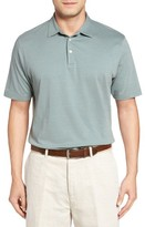Peter Millar Men's Perfect Pique Polo