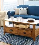 L.L. Bean L.L.Bean Rustic Wooden Coffee Table