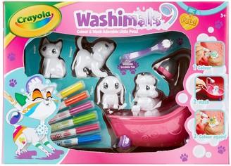 Crayola Washimals Playset