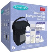 Lansinoh Storage & Feeding Starter Set