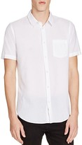 Onia Albert Regular Fit Button Down Shirt