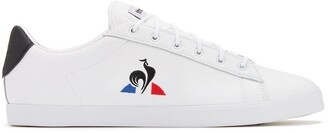 Le Coq Sportif Agate Leather Trainers