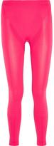 FALKE Ergonomic Sport System - Stretch-jersey Leggings - Pink