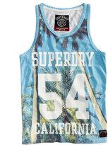 Superdry Men's Graphic-Print Tank Top