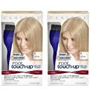Clairol Nice 'n Easy Root Touch-Up 9 Matches Light Blonde Shades 1 Kit, (Pack of 2)
