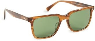 Oliver Peoples Lachman Sun Sunglasses