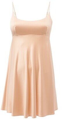 La Perla Slip Dress in stretch viscose