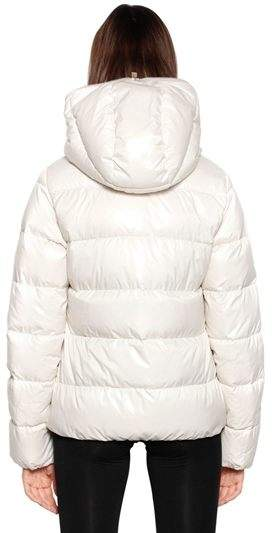 Duvetica Thia Shiny Nylon Down Jacket