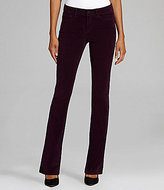 NYDJ Straight-Leg Corduroy Pants