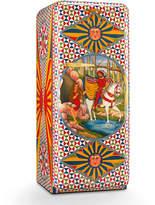 Smeg Dolce Gabbana x Saint Geneviève Refrigerator