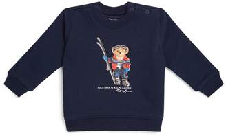 Ralph Lauren Polo Bear Ski Sweatshirt