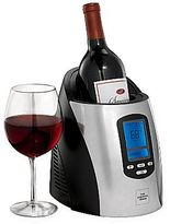 Sharper Image Wine Chiller