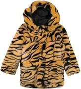 Kenzo Girls Jungle Duffle Coat
