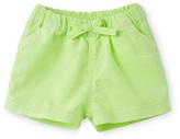 Petit Bateau Baby boy oxford shorts
