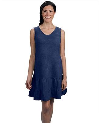 Fresh Produce Melody Dress (Moonlight Blue) Women's Dress