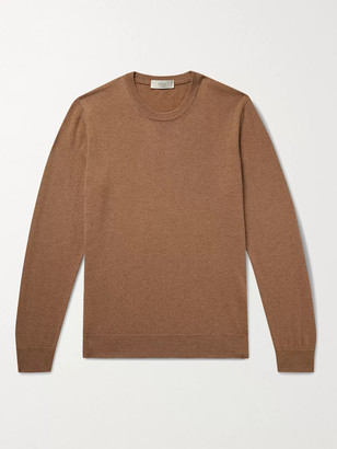 Altea Cashmere Sweater - Men - Brown