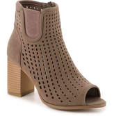 Journee Collection Women's Emm Bootie -Taupe