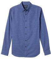 Banana Republic Grant Slim-Fit Flannel Button-Down Shirt