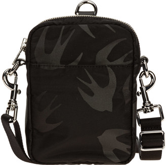 McQ Lanyard Swallow Crossbody Bags