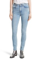 Rag & Bone Women's Lou High Waist Skinny Jeans