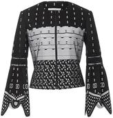 Jonathan Simkhai Bonded Lace Jacket