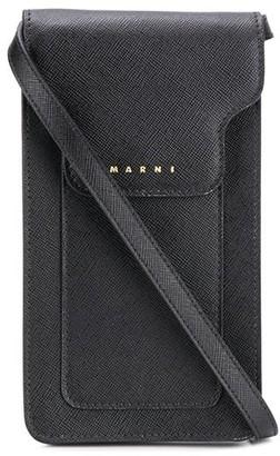 Marni Shoulder-Strap Phone Case