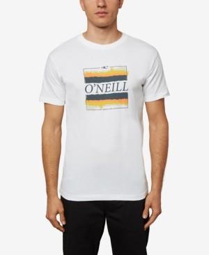 O'Neill Men's Runner Graphic Short Sleeve Tee