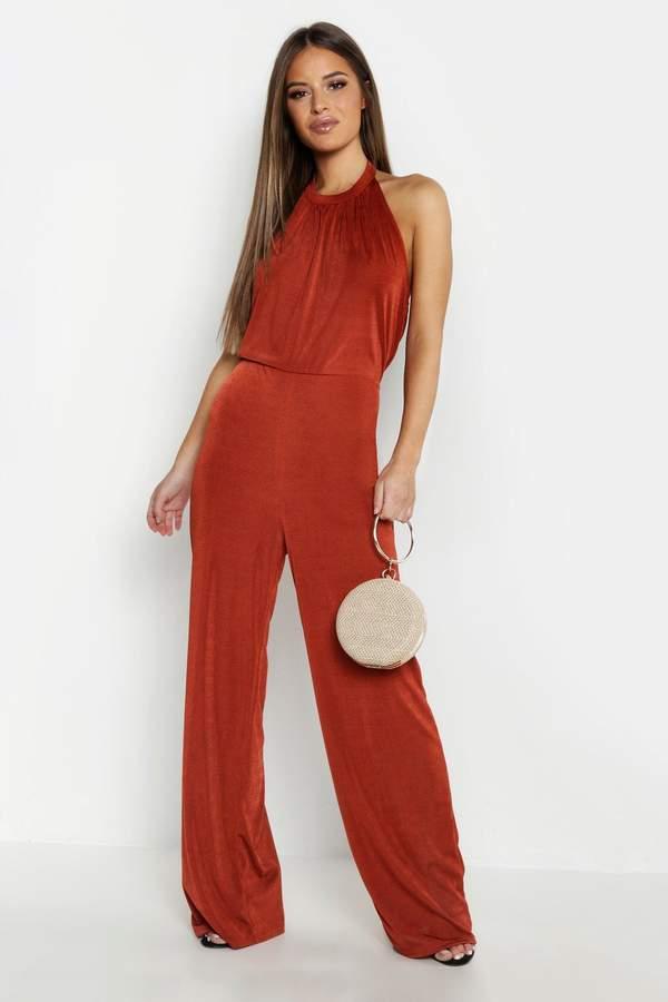 53950c47f4ad boohoo Red Petite Trousers - ShopStyle Australia