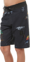 Volcom Boys No Vacancy Stoney Boardshort Black