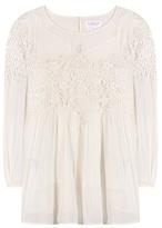 Velvet Ambrosine Cotton Blouse