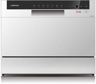 Farberware Professional 6-Piece Countertop Dishwasher