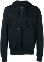 Paul & Shark zipped hoodie - men - Cotton - L