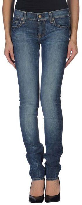 7 For All Mankind Pantalon en jean